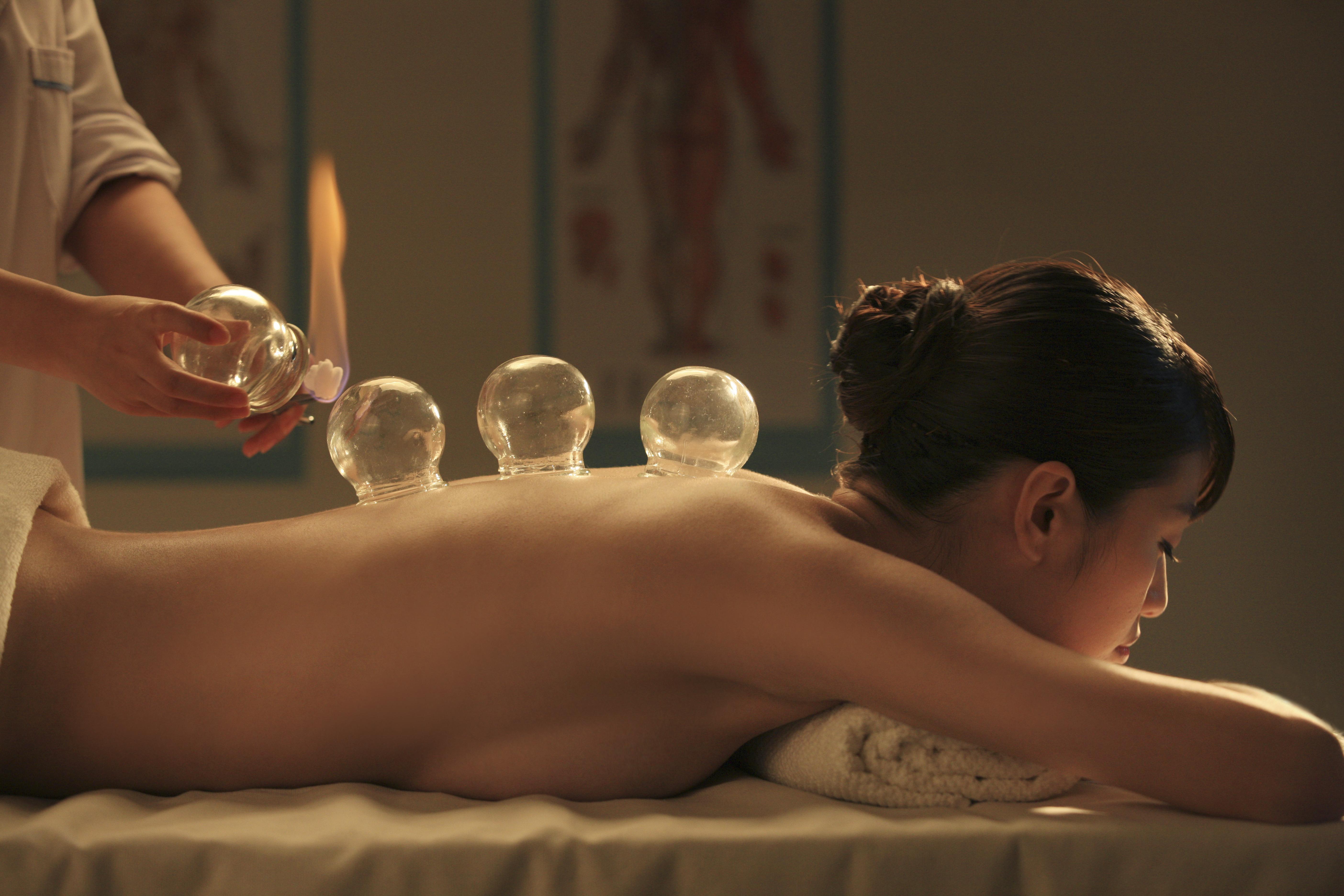 Akupunktur -TCM – Hausmittel – Wickel – Schröpfen – Gua Sha